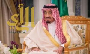 خادم الحرمين يستقبل رئيس باكستان ورئيس جمهورية القمر ورئيس الوزراء الصومالي
