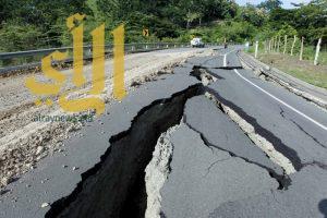 زلزال بقوة 6.1 درجات يضرب تشيلي