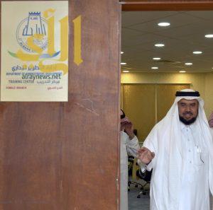 مدير جامعة الباحة يتفقد مقر التدريب النسائي بكلية شهبة بالباحة