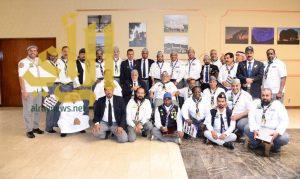 اختتام الجمعية العمومية لرابطة رواد كشافة المملكة