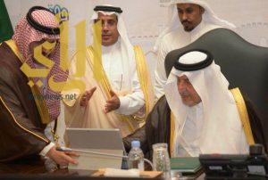 الأمير خالد الفيصل يدشن بوابة جدة الإلكترونية