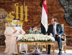 تعزيز للتحالف .. يشهده اليوم الثاني من زيارة الملك سلمان لمصر