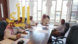 المرصد الحضري يعقد اجتماعاً لإستبيان قياس رضا المواطنين