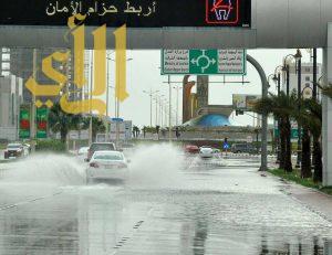 الطقس.. فرصة لهطول أمطار على بعض مناطق المملكة