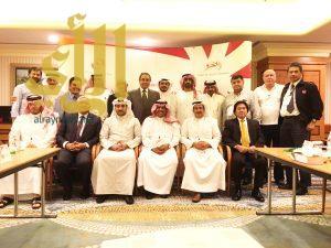 """اعتماد """"الرياض"""" مقراً للاتحاد الآسيوي للرياضات الجوية"""