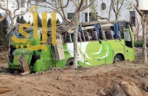 مقتل 23 شخصا في سقوط حافلة ركاب في نهر بالبيرو