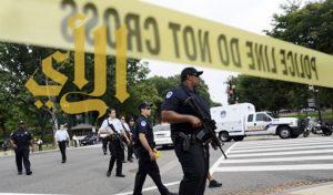 إغلاق البيت الأبيض بسبب حادث أمني