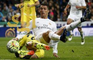 ريال مدريد يكتسح فياريال بثلاثية ويواصل مطاردة برشلونة