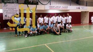 الهلال الأحمر بالمدينة يقيم البطولة الأولى لكرة الطائرة لمنسوبيه