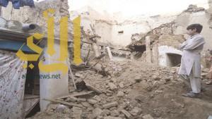 زلزال بقوة 4.8 درجات يضرب شمال باكستان