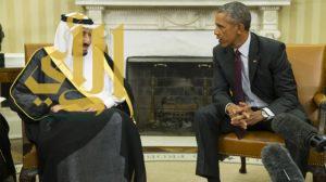 الملك سلمان يعقد قمة مع الرئيس أوباما في الرياض اليوم