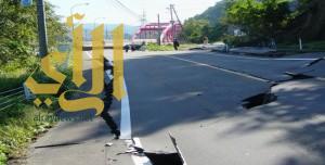 زلزال بقوة 6,2 درجات يضرب ولاية آلاسكا الأمريكية
