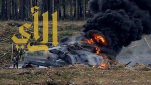 تحطم طائرة عسكرية سودانية.. ووفاة افراد طاقمها