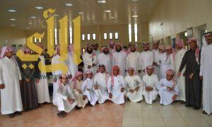 مركز التأهيل الشامل بأبها يستقبل وفد من جامعة الملك خالد وأحد المدارس بالمنطقة
