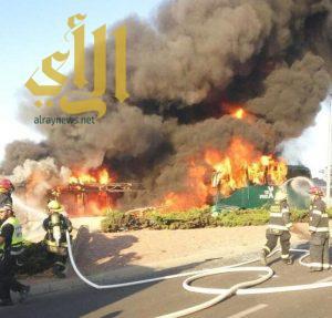 انفجار حافلة بالقدس وإصابة 20 شخصا