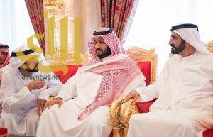 محمد بن راشد: «رؤية السعودية» مليئة بالطموح والأمل للمملكة وللمنطقة