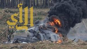العثور على 4 جثث بعد تحطم طائرة عسكرية في اليابان