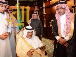 """أمير منطقة الباحة يدشن حملة """" وطننا أمانة """" على موقع الإمارة الإلكتروني"""