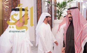 عبدالله بن زايد: «رؤية المملكة 2030» خطوة جبارة للمنطقة