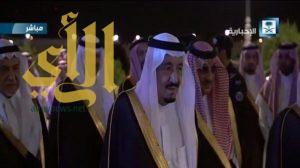 """الملك سلمان يرعى المؤتمر الدولي """"سعود الأوطان"""""""