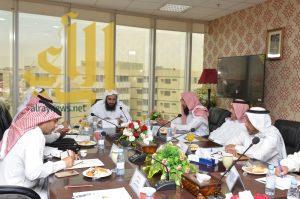 مركز التدريب العدلي يعقد اجتماعًا مع ممثلي التدريب في الجهات القضائية والأمنية
