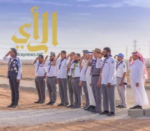 انطلاق الدراسة التأسيسية للشارة الخشبية بجامعة المجمعة