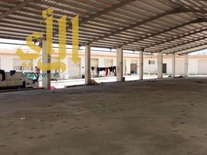 بالصور .. مشروع سوق الخضار بالنماص يتحول إلى سكن خيري للعمالة