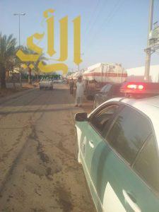 حملة مرورية تستهدف ناقلات الوقود المخالفة بوادي الدواسر
