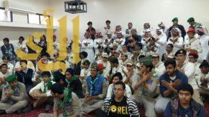 تأهيل 131 كشافا بعسير للمشاركة في الحج