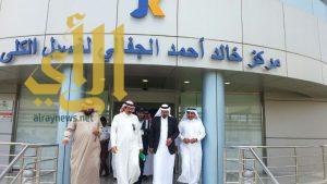 لجنة الخدمات الصحية والاجتماعية بمنطقة عسير تزور مستشفى الخميس العام