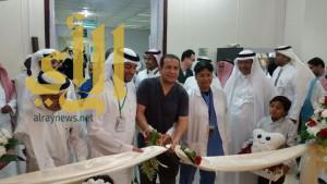 مستشفى الملك عبدالعزيز بمكه يدشن فعاليات الاسبوع الخليجي لصحة الفم والاسنان