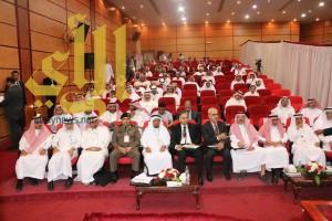 حضور كبير لفعاليات الملتقى الخليجي للإعاقة في يومه الأول