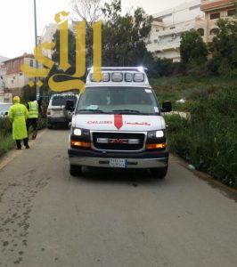 الهلال الأحمر بالباحة يتلقى 148 بلاغاً خلال أربعة أيام