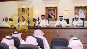 عبدالله بن مساعد يعلن عن النظام الأساسي لمركز التحكيم