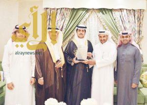 """""""آل مريح"""" يحتفل بتخرجه من كلية الصيدلة بجامعة الملك خالد"""
