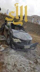 """""""22"""" حادثاً مرورياً تشهدها الباحة خلال ثلاثة أيام"""
