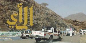 21 إصابة بحوادث متنوعة بمنطقة الباحة