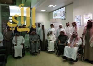 جمعية الاعاقة الحركية للكبار بعسير تعقد اجتماعها الاول
