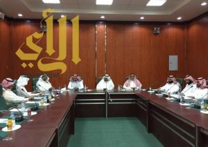المجلس المحلي بمحافظة طريب يستعرض المشاريع المنفذة والمستقبليّة