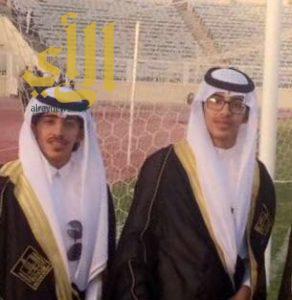 آل الشايب يحصلان على البكلوريوس من جامعة الملك خالد