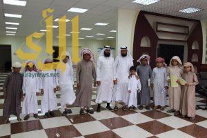 مكتب الدعوة بطريب يستقبل ١٤ مشارك ومشاركة بمسابقة السنة النبوية