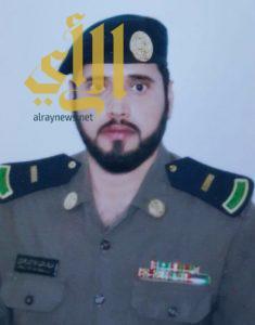خالد الشهراني يترقى لرئيس رقباء