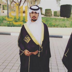 آل شبلان يحتفلون بتخرج إبنهم الدكتور عوض