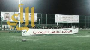 انطلاق دورة الوفاء لشهداء الوطن الرياضية في الدليمية