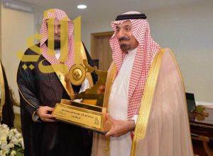 أمير نجران يستقبل الرئيس العام لهيئة الأمر بالمعروف والنهي عن المنكر