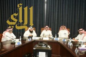 أمانة المنطقة الشرقية تقعد اجتماعاً مع اللجنة التجارية بغرفة الشرقية