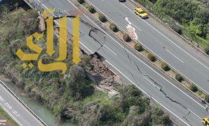 اليابان تصدر انذارا بتسونامي بعد زلزال بقوة 7,1 درجات