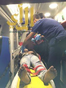 وفاة شخص وإصابة آخرين بحادثان منفصلان بالمنطقة الشرقية