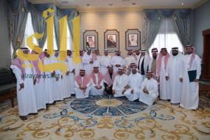 وكيل إمارة الباحة يستقبل المشاركين بدورة المهارات الإشرافية