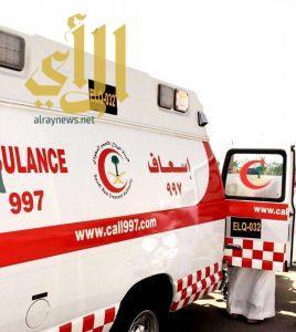 """""""هلال الباحة"""" يرفع مستوی الإستعداد والجاهزية لمواجهة التقلبات الجوية"""